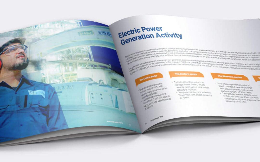 Saudi Electricity Annual Report 2016