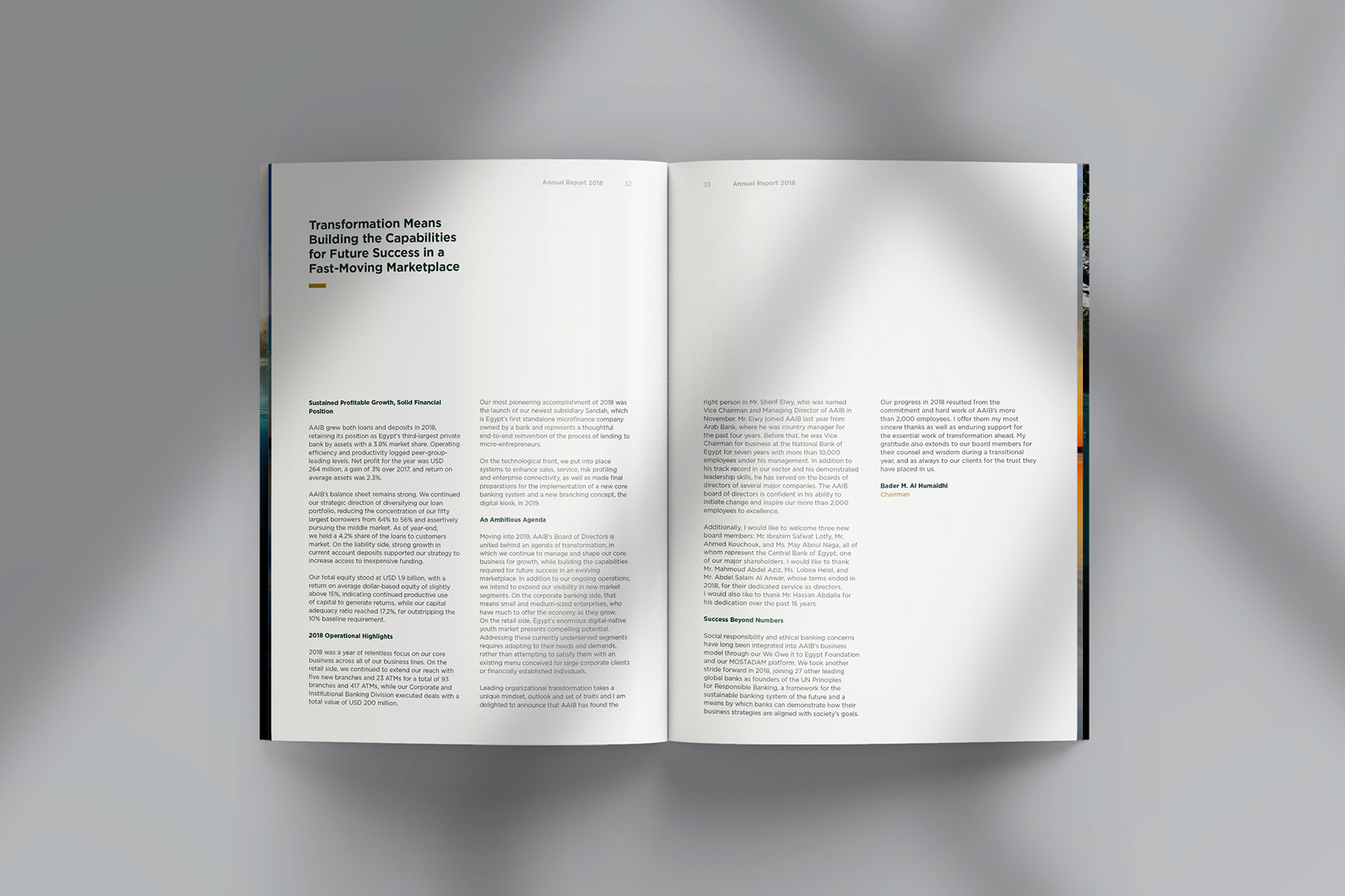 AAIB Annual Report