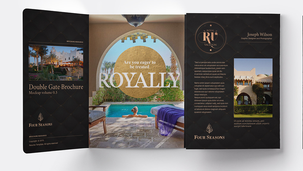 Luxury TMG_Four Seasons Vacation_Presentation