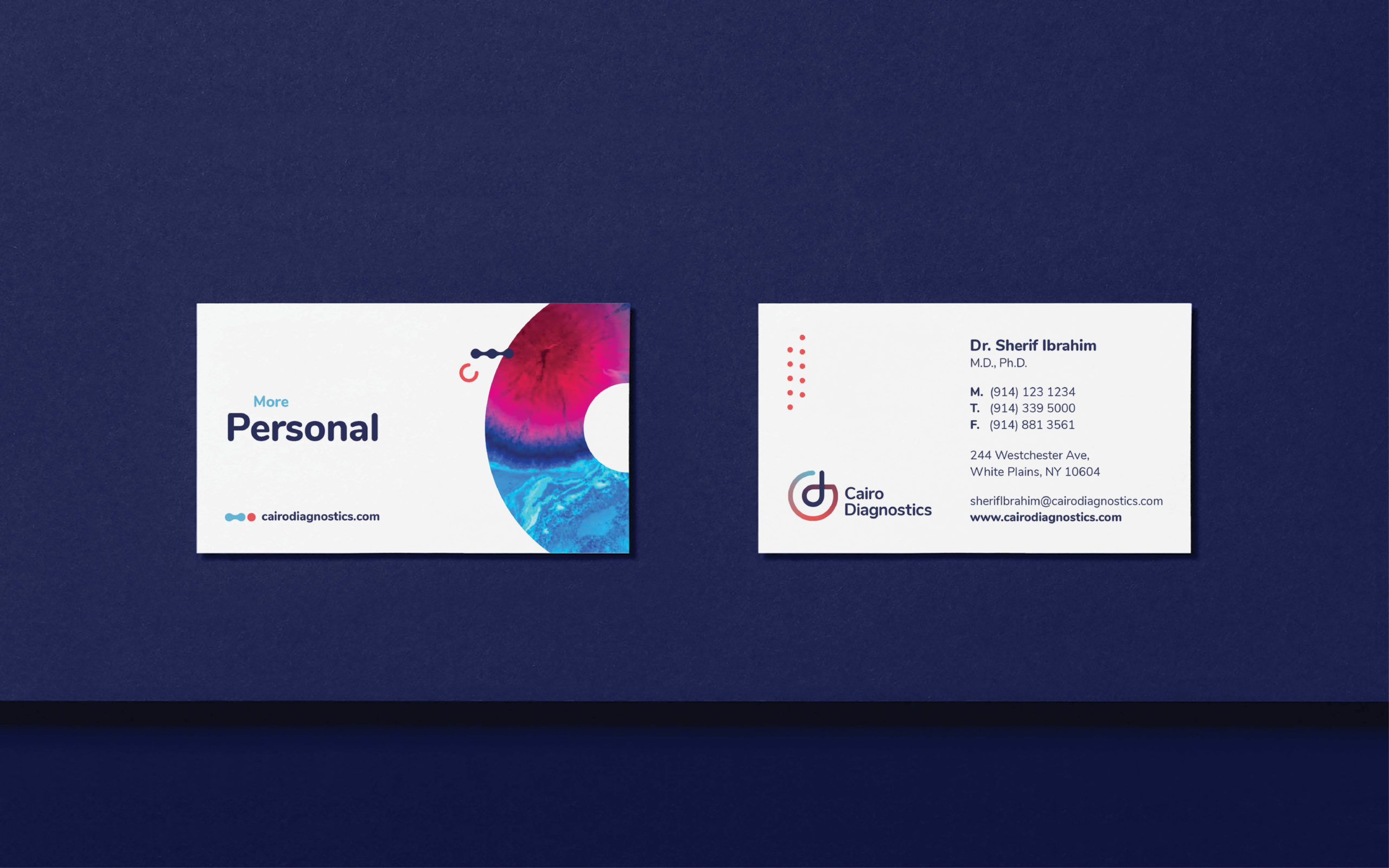 stationary Branding Business card