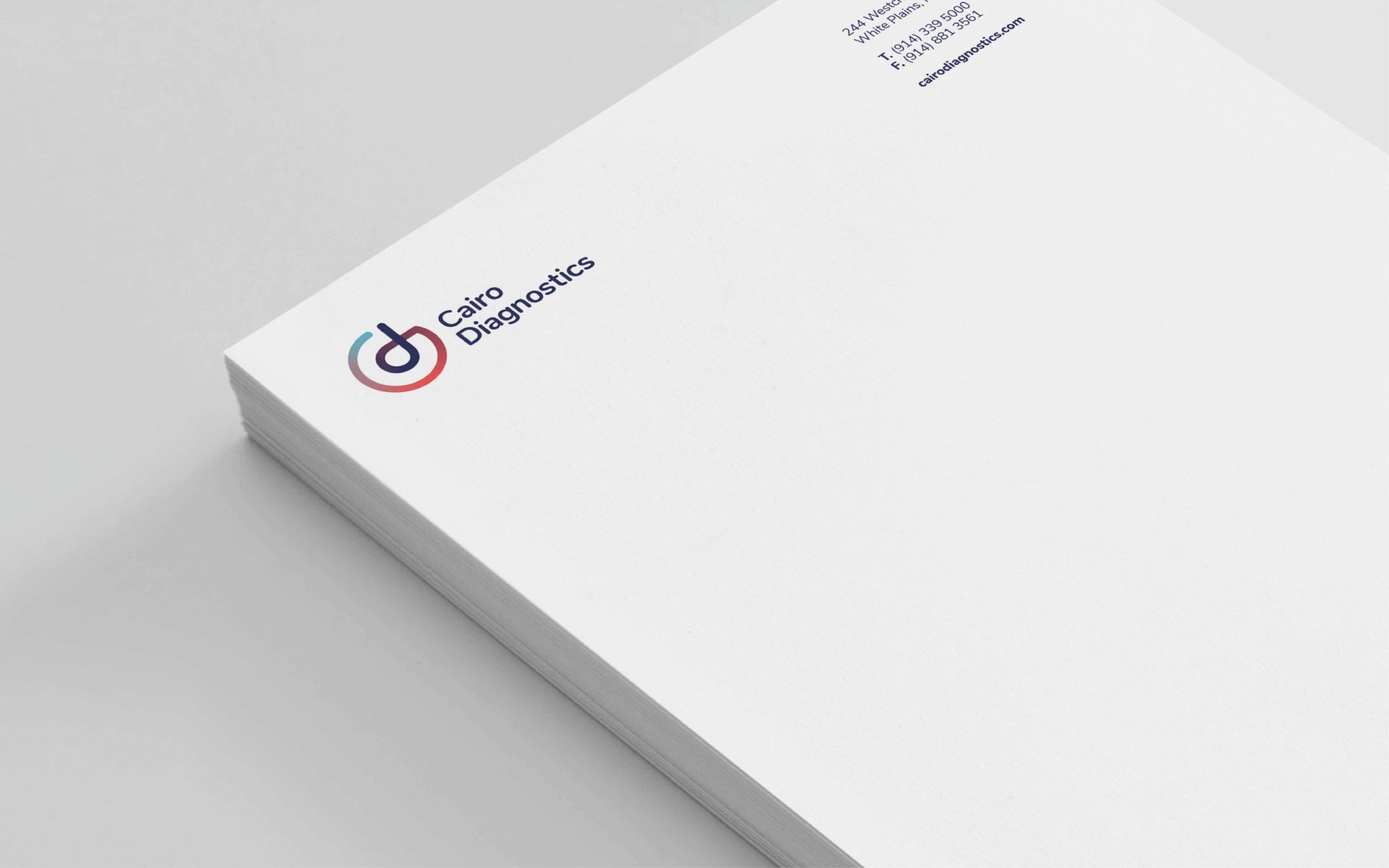 stationary Branding Letterhead