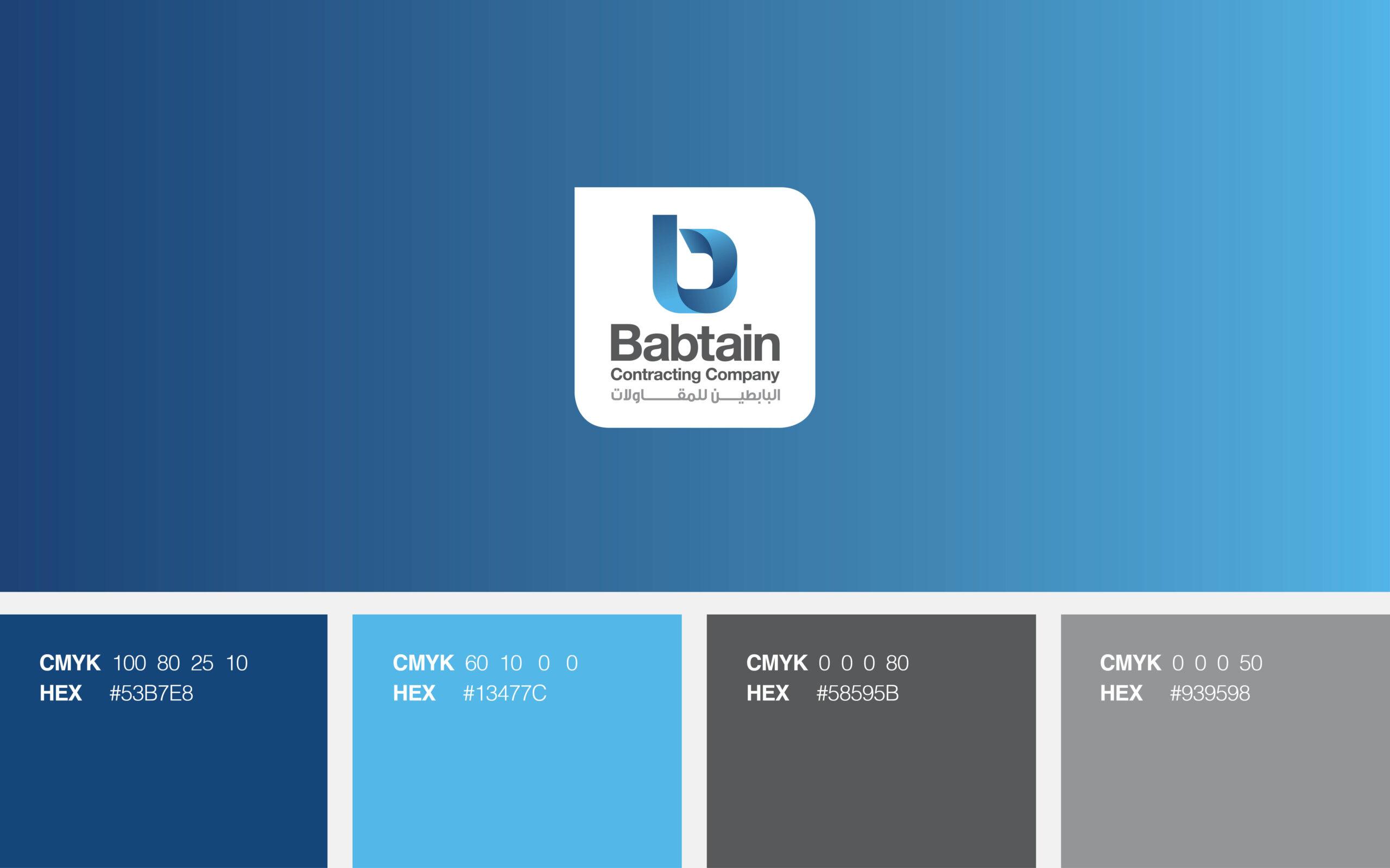 branding logo color palette