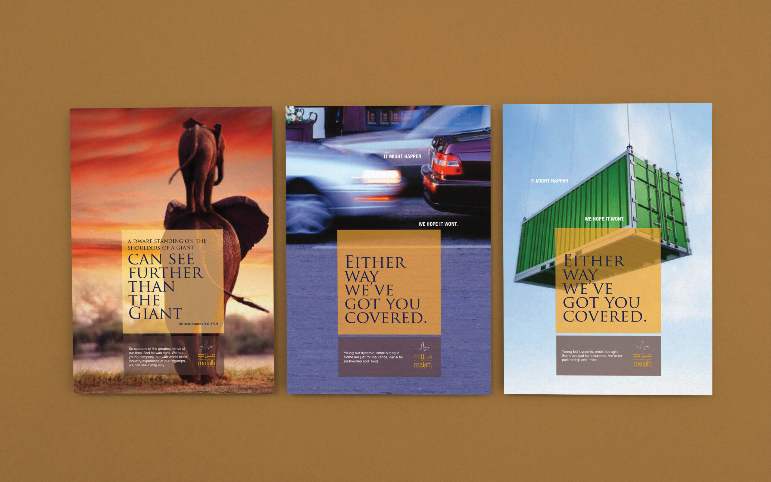 Malath posters design