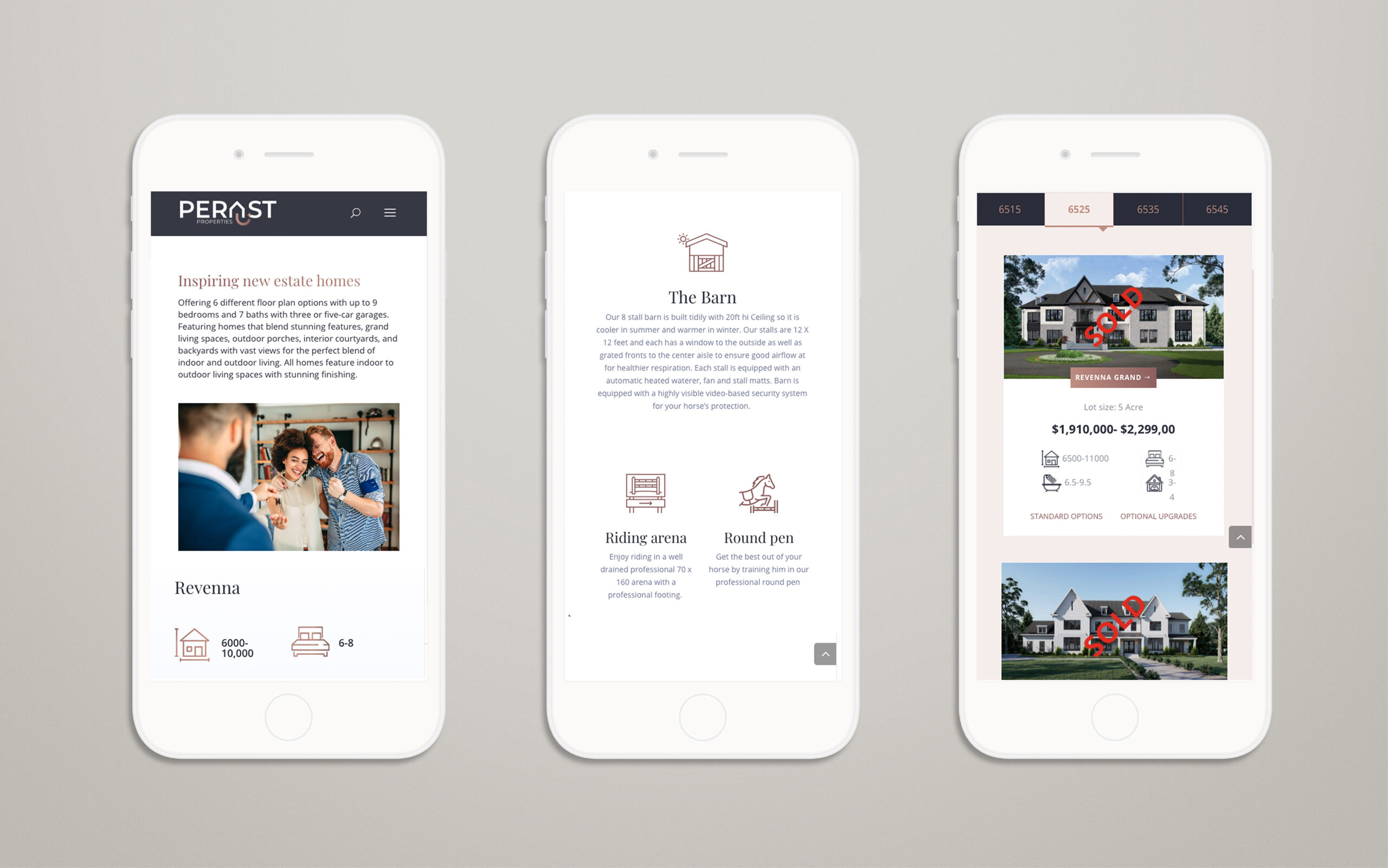 Responsive design look great and even work well on tablet and Smartphone just as on desktops and laptops.