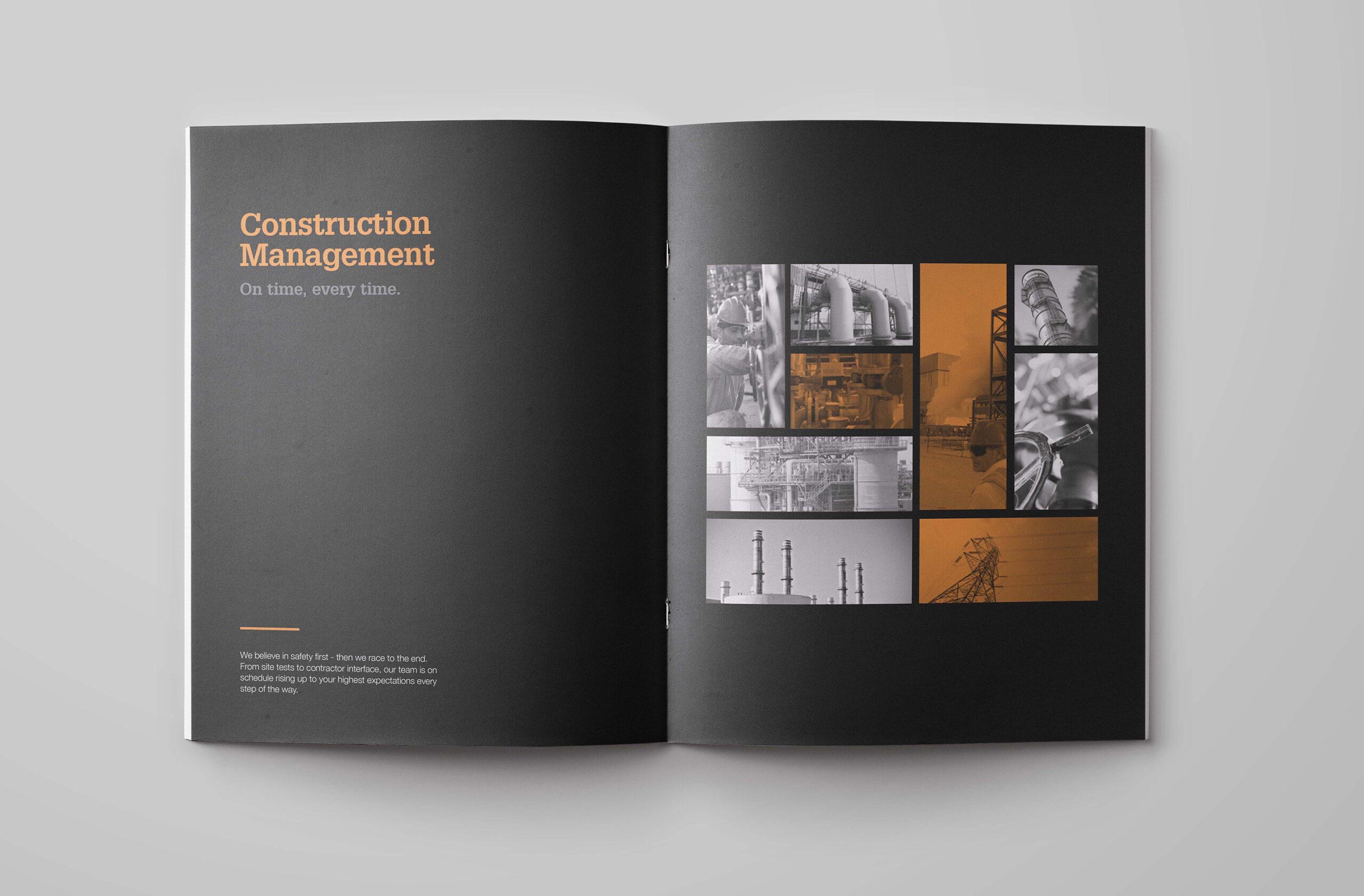 PGESCO Brochure design
