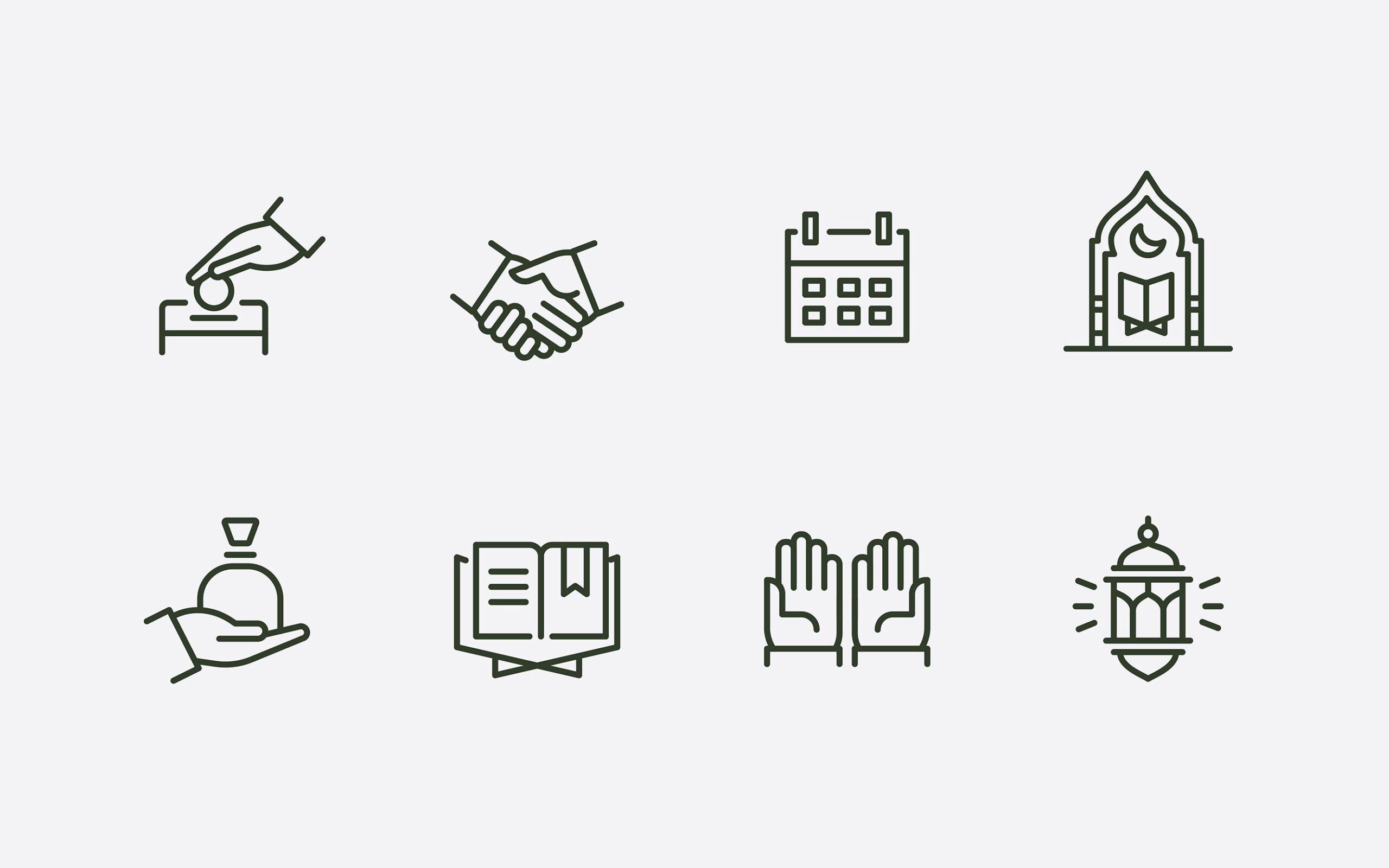 icons masjed islamic