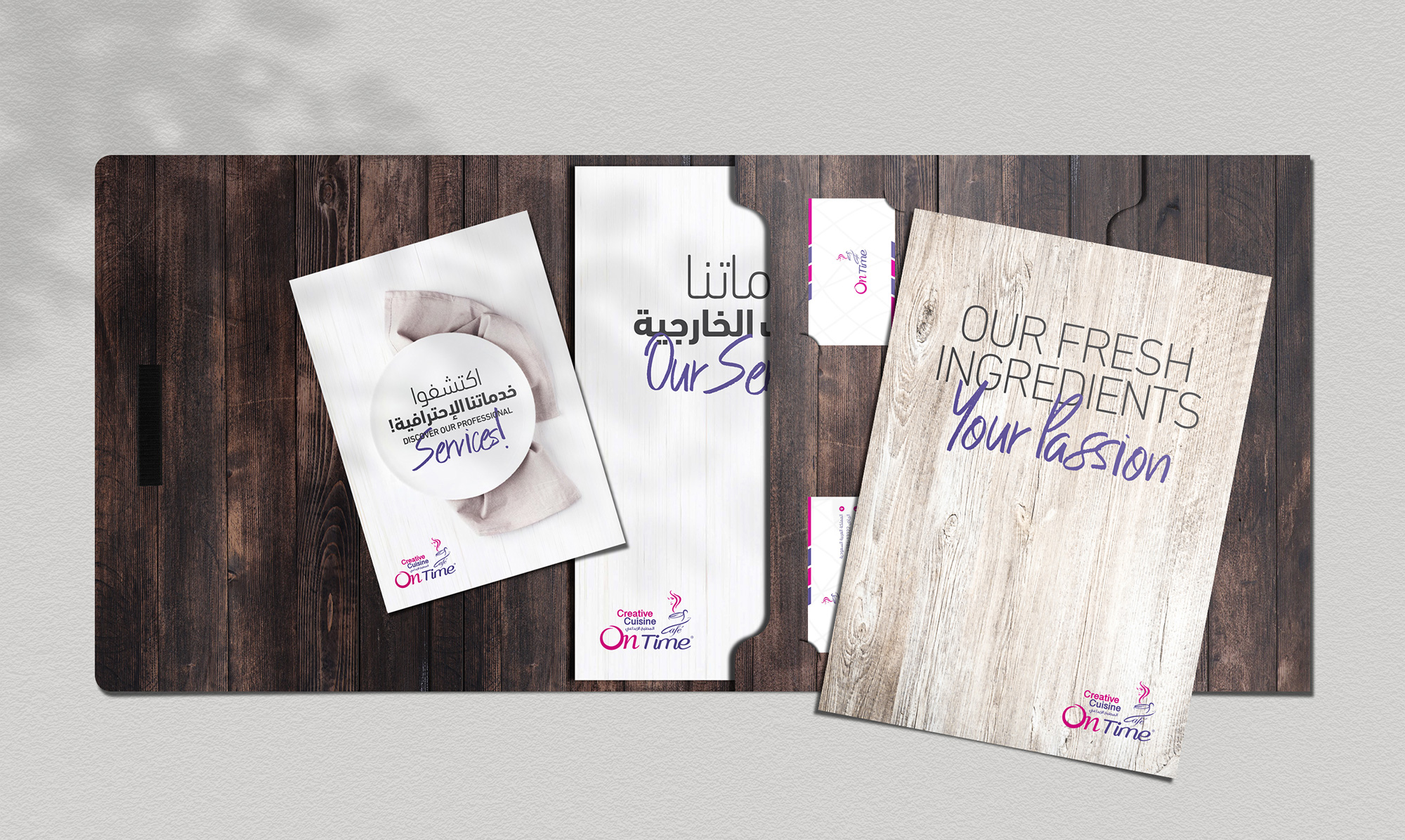 On Time Marketing Campaign Package